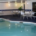 Swimming pool at Fairfield Inn & Suites by Marriott Youngstown