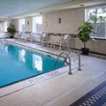 Swimming pool at Fairfield Inn Toronto / Oakville