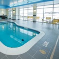 Swimming pool at Fairfield Inn Wentzville Mo