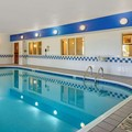 Swimming pool at Fairfield Inn by Marriott Bay City