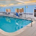 Swimming pool at Fairfield Inn by Marriott Beaumont