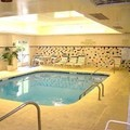 Swimming pool at Fairfield Inn by Marriott Charlotte Gastonia
