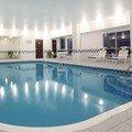 Swimming pool at Fairfield Inn by Marriott Coon Rapids