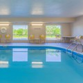 Swimming pool at Fairfield Inn by Marriott Gurnee