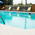 Swimming pool at Fairfield Inn by Marriott Lumberton