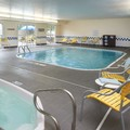 Swimming pool at Fairfield Inn by Marriott Port Huron
