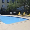 Swimming pool at Fairfield Inn by Marriott Wallingford