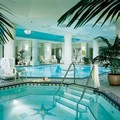 Swimming pool at Fairmont Palliser
