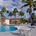 Swimming pool at Fairway Inn Florida City / Homestead / Everglades