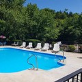 Pool image of Fall Creek Inn & Suites