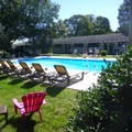 Pool image of Falmouth Heights Motor Lodge
