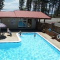 Swimming pool at Firelite Lodge