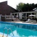 Swimming pool at Fireside Inn & Suites Waterville