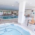 Swimming pool at Florence Courtyard by Marriott