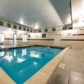 Swimming pool at Four Points Fairview Heights