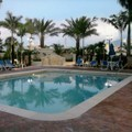 Swimming pool at Four Points Punta Gorda