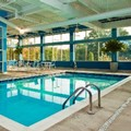 Swimming pool at Four Points by Sheraton Columbus Ohio Airport