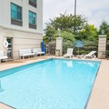 Swimming pool at Four Points by Sheraton Columbus Polaris