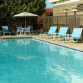 Swimming pool at Four Points by Sheraton Dfw Airport North