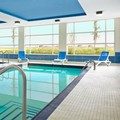 Swimming pool at Four Points by Sheraton Edmonton Int'l Airport