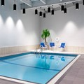Swimming pool at Four Points by Sheraton Edmundston