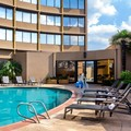 Swimming pool at Four Points by Sheraton Houston Greenaway Plaza
