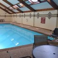 Swimming pool at Four Points by Sheraton Kansas City Sports Complex
