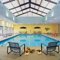 Swimming pool at Four Points by Sheraton Meriden