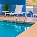 Swimming pool at Four Points by Sheraton Raleigh Durham Airport
