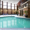 Swimming pool at Four Points by Sheraton Richmond Airport