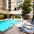 Swimming pool at Four Points by Sheraton San Jose Airport