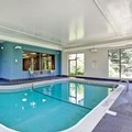 Swimming pool at Four Points by Sheraton St. Catharines