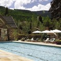 Swimming pool at Four Seasons Resort Vail