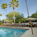 Swimming pool at Galleria Palms Hotel