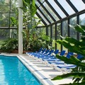 Swimming pool at Glen Cove Mansion Hotel & Conference Center