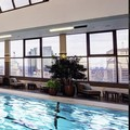 Swimming pool at Global Luxury Suites at Locust Street