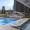 Swimming pool at Global Luxury Suites at Sky