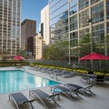 Swimming pool at Global Luxury Suites at the Chicago Loop