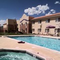 Swimming pool at Gold Dust West Carson City
