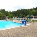 Swimming pool at Golden Eagle Resort