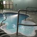 Swimming pool at Grand Times Hotel Quebec City Airport