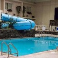 Swimming pool at Grand Williston Hotel & Conference Center
