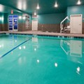 Swimming pool at Grandstay Hotel & Suites Valley City