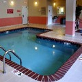 Swimming pool at Grandstay Residential Suites Hotel
