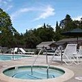 Swimming pool at Grass Valley Courtyard Suites