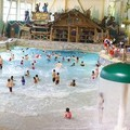 Swimming pool at Great Wolf Lodge