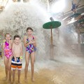 Swimming pool at Great Wolf Lodge Cincinnati / Mason