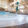 Swimming pool at Great Wolf Lodge / New England
