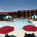 Exterior of Great Wolf Lodge Sandusky Oh