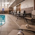 Swimming pool at Greeley Holiday Inn Express